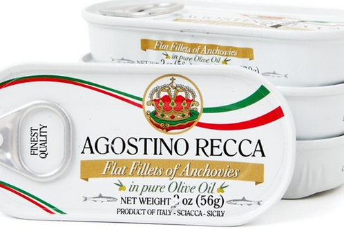 RECCA SICILIAN ANCHOVIES, ITALY