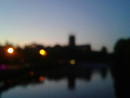 The Blur of Morning