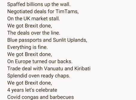 Happy 4th Brexit Day