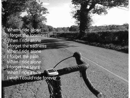 When I Ride Alone
