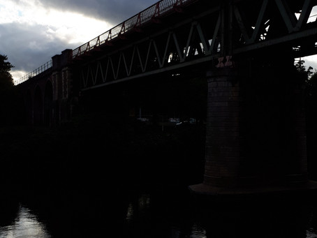 Daylight. Darkness