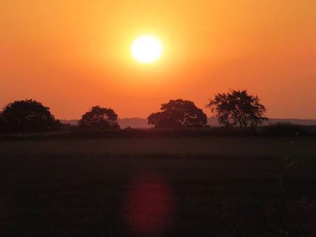Sunrise Caught
