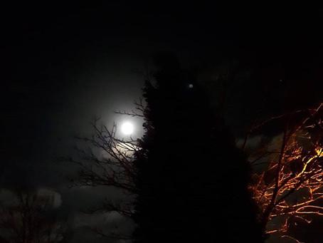 Sinar Bulan (Moon Rays)