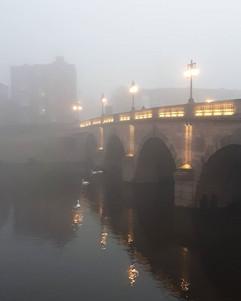 Fog  The fog of morning Shrouded movemen