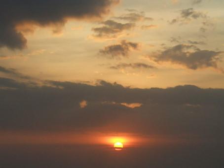 Ocean at Dusk (Bali Haiku)