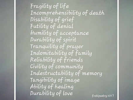 frobipoetry