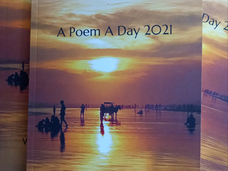 A Poem A Day 2021 - January to March