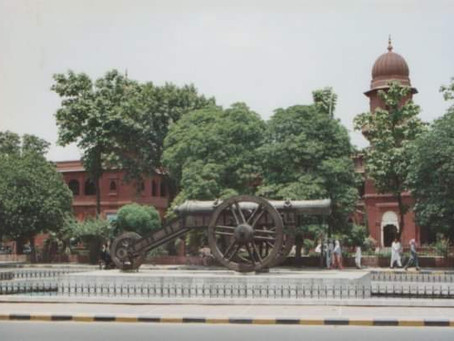 Once in Lahore