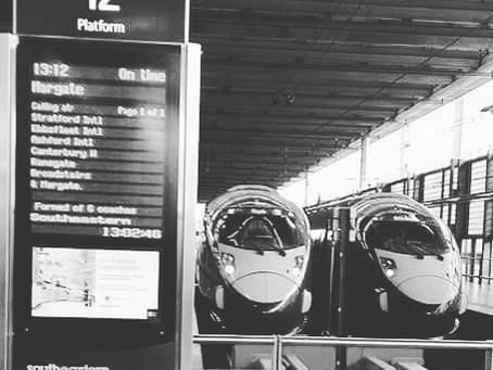 Train Journey (Commuter's Lament)