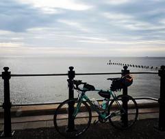 The Long Distance Bike Trip  I left fill