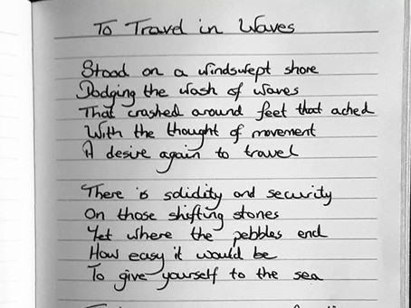 To Travel In Waves