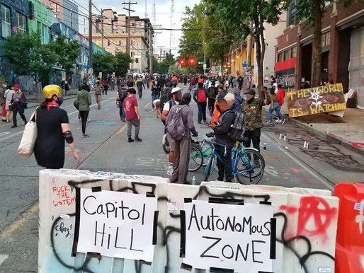 Seattle Mulls Dismissing Over 90% of Crimes - Idea Coming to a City Near You?