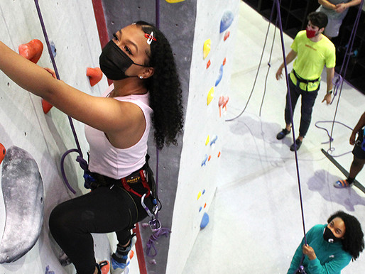 Media Attention Forces University to Reverse its Ban on Whites from Rock-climbing Course