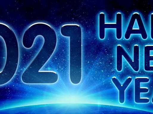 Happy New Year, Patriots - Welcome 2021!