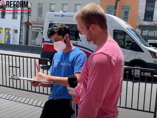 VIDEO: DC Students Sign Fake Petition to End Memorial Day