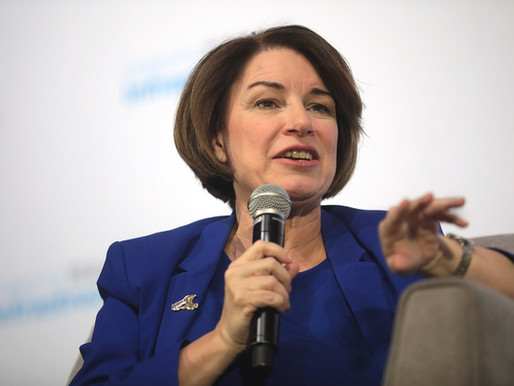 "Amy Klobuchar Says Trump's Political Future ""Is Done,"" but We Know It's Not"