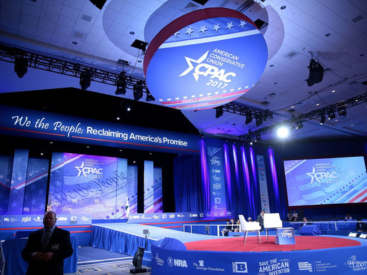 CPAC: Calls to Boycott Hyatt and Nazi Symbolism – Where's the Fact Checkers?
