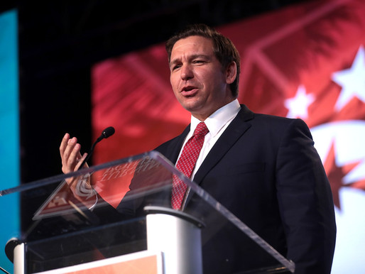 Ron DeSantis to be First Governor to Crack Down on Big Tech