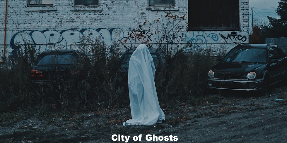 City of Ghosts Bus Tour