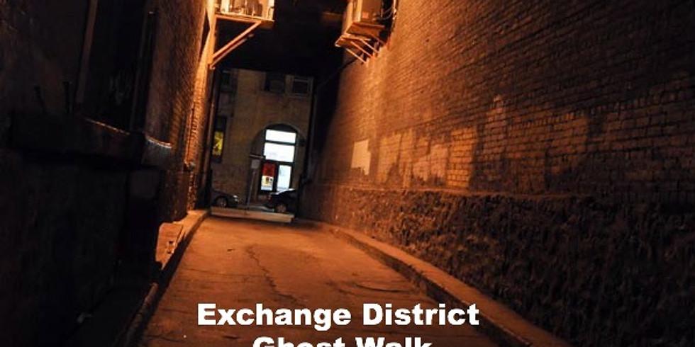 Exchange District Ghost Walk