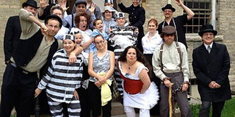FREE: Vaughan St. Jail: Doors Open Wpg