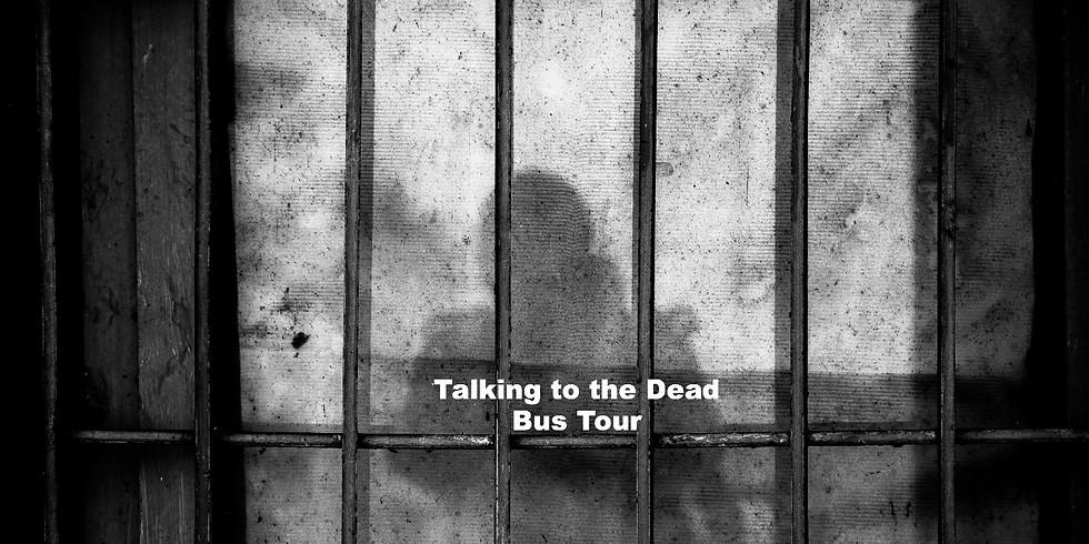 Talking to the Dead Bus Tour