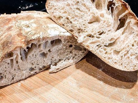 Il nostro pane realizzato con PETRA 3 🥖
