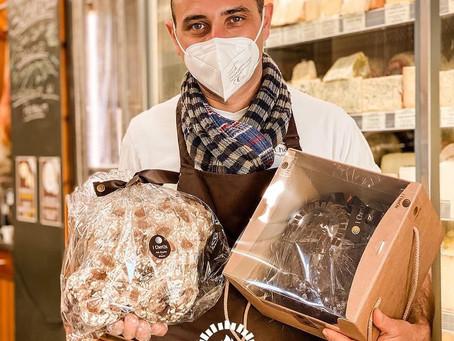 """SA PALUMBA"" 100% made in Sardinia ❤️"