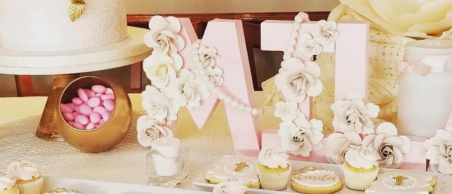 paper floral decor