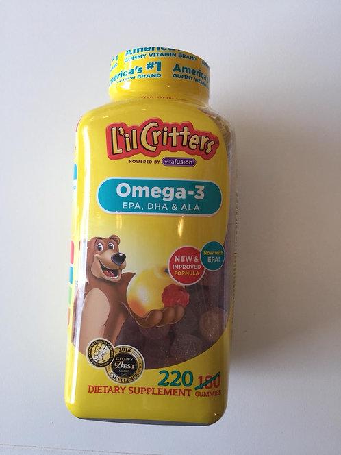 Gomitas Omega 3