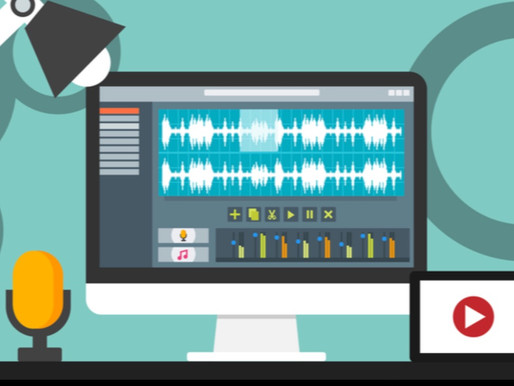 These five FREE audio editing programs will help you create the next great podcast and interviews.