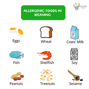 Introducing Food Allergens during Weaning