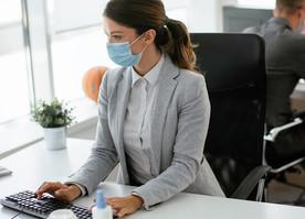 Empresas passam a ser obrigadas a fornecer máscaras de proteção