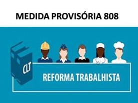 Medida Provisória Altera Pontos Importantes da Reforma Trabalhista