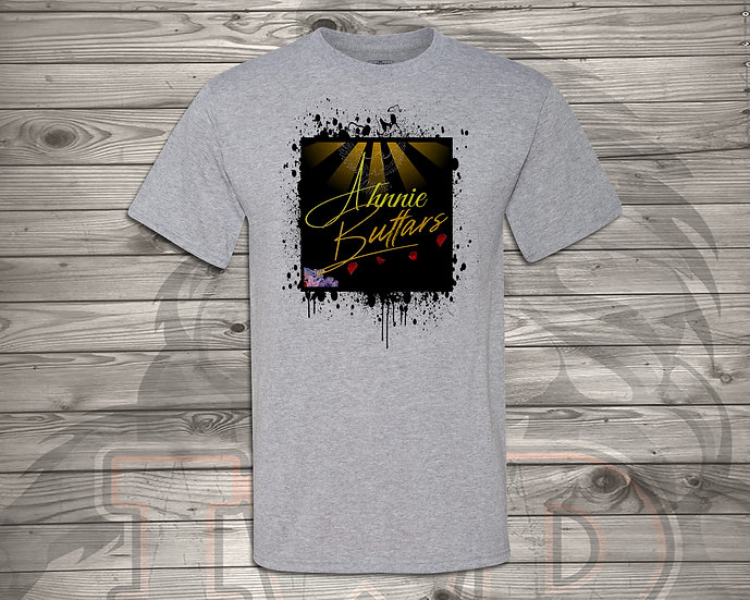 210615.7 - Ahnnie Buttars Logo - Unisex T-Shirt
