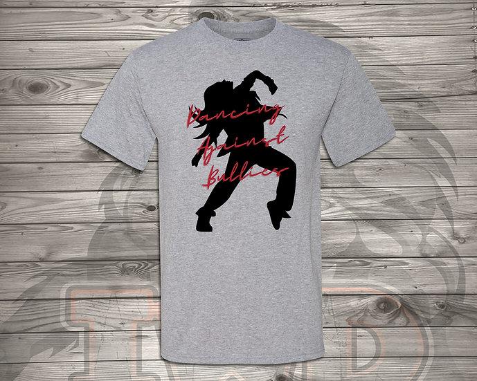 210713.2 Dancing Against Bullies V2 - Unisex T-Shirt