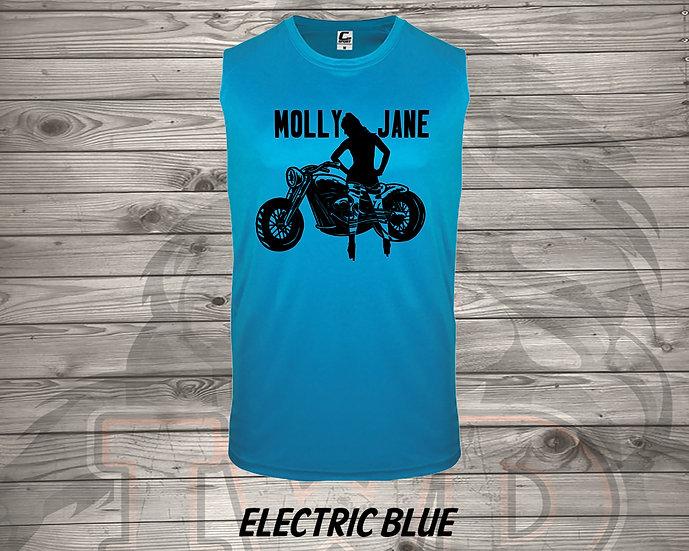 210715.1 Molly Jane Logo  - (Men's Tank)