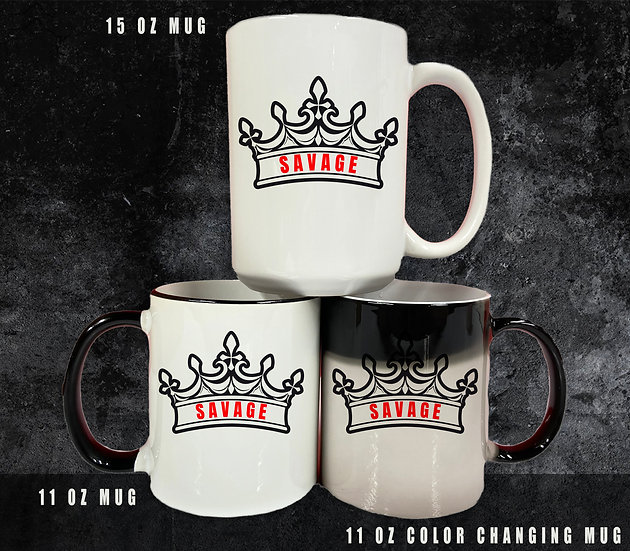 210321.6 - Queendom (Three Options) - Gavage Crown