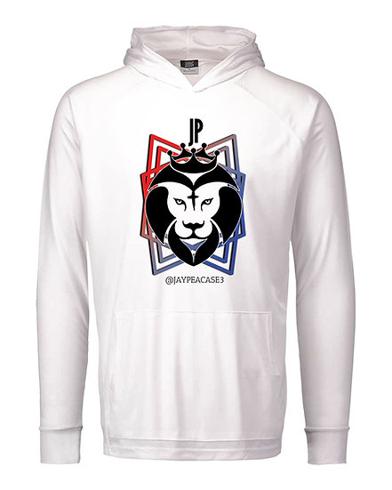 210519.3 - Lion Cross - Long Sleeve Hoodie