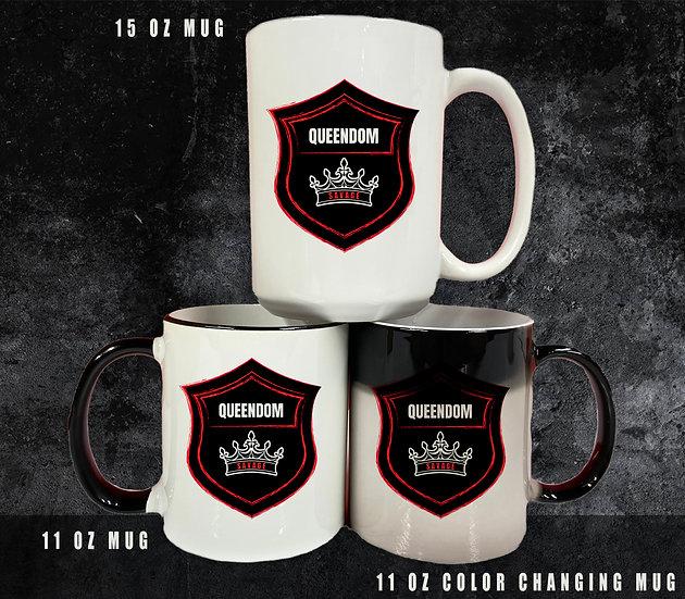 210321.5 Coffee Cup (Queendom) - Shield