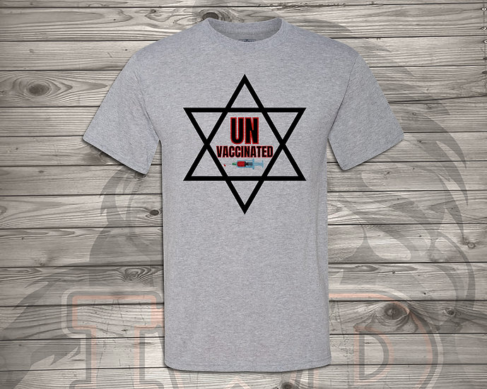 210824.2 - UnVaccinated - Unisex Tshirt