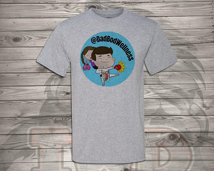 210810.6 - DadBodWellness - Unisex T-Shirt