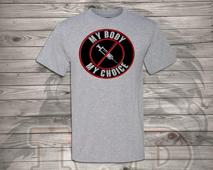 210629.4 - Bethany - My Body, My Choice - Unisex T-Shirt