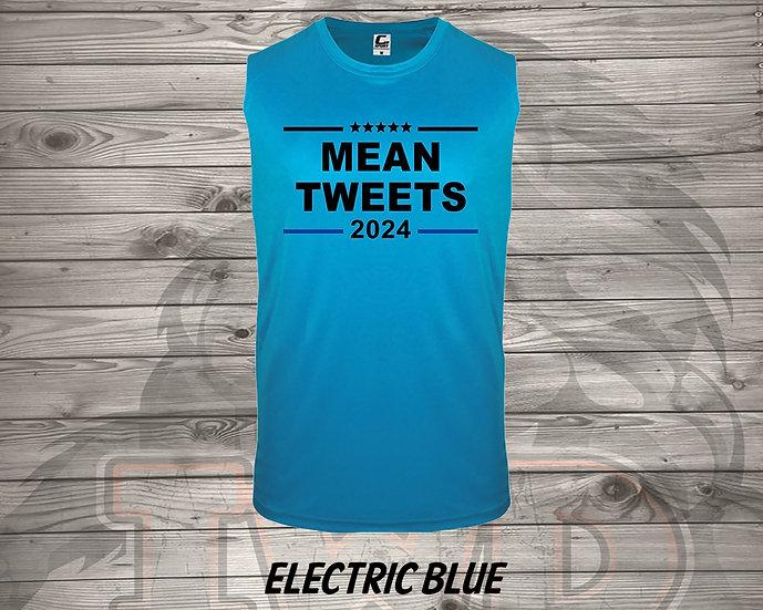210727.2 - Mean Tweets - (Men's Tank)