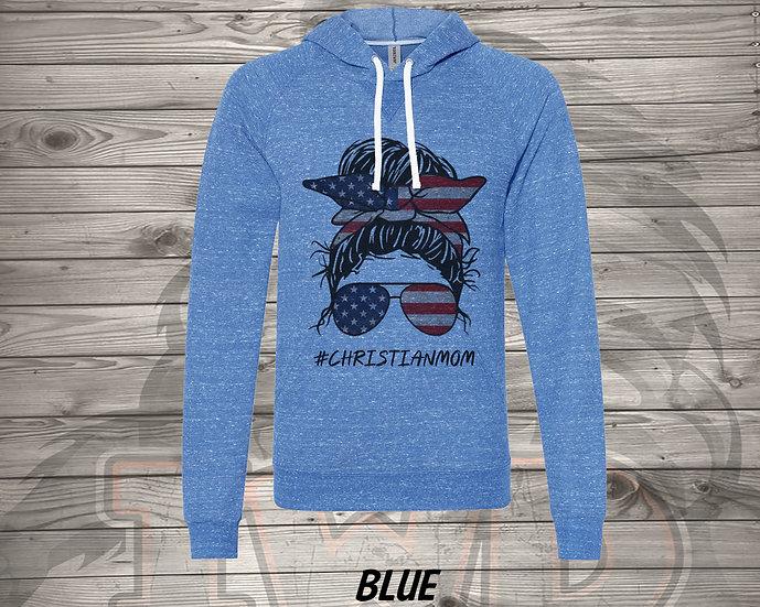 210706.4 - Christian Mom (RHR) - Sweater Hoodie