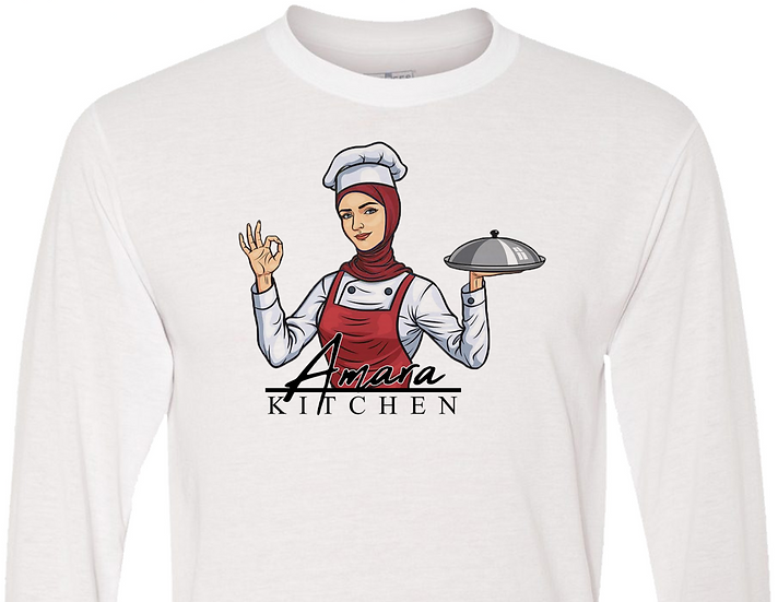 210519.1 Amara Kitchen - Unisex Long Sleeve Shirt