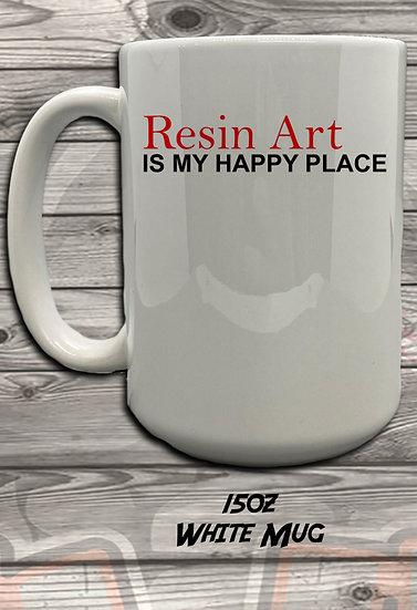 210615.10 - Resin Art - Crystal Spangler - 5 Styles of Mugs