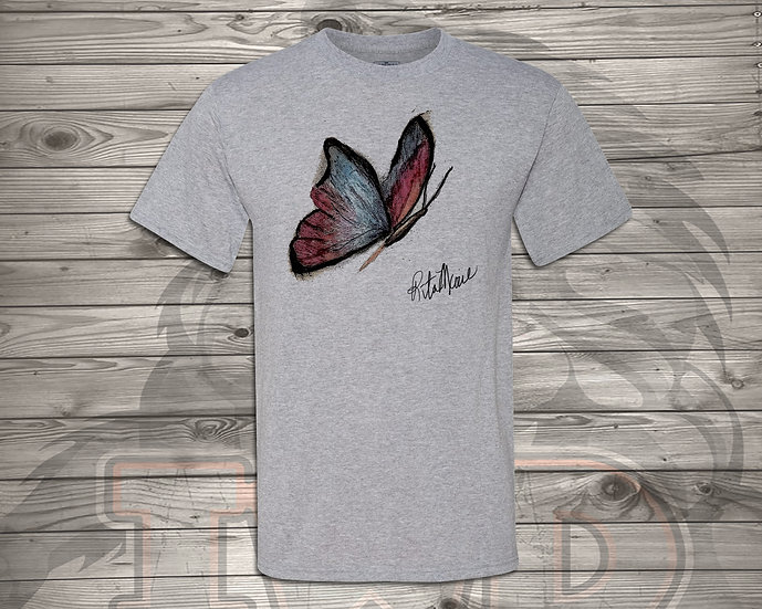 210826.3 - Rita Marie Butterfly - Unisex T-Shirt