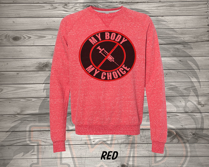 210629.4 - Bethany - My Body, My Choice - Sweatshirt