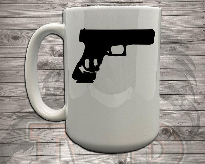 210826.7 Gun Smile - 5 Styles of Mugs